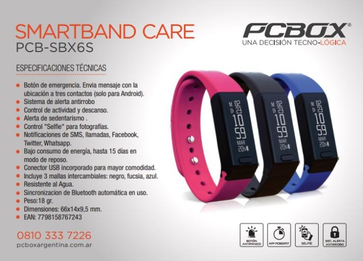 Opinion 22 Sortea un Samartband Care de PCBOX