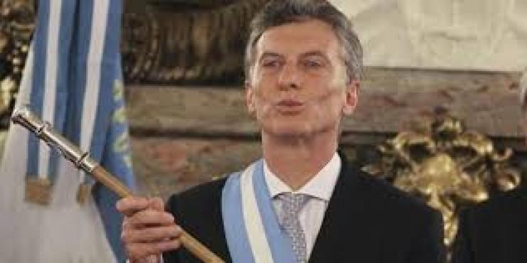 Macri arrancó con la RE