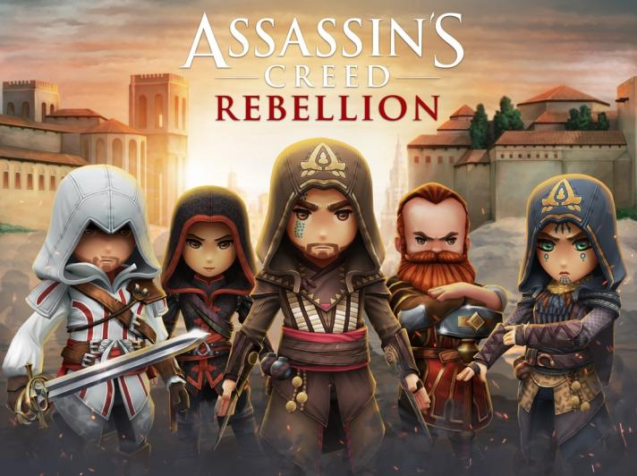Assassin s Creed Rebellion disponible para los fanáticos