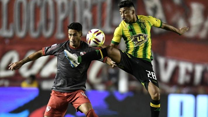 Independiente visita a Aldosivi