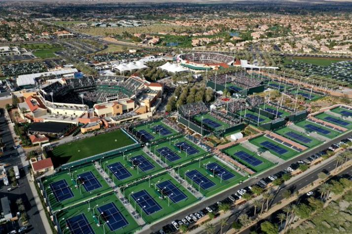 Cancelaron el Master 1000 de Indian Wells