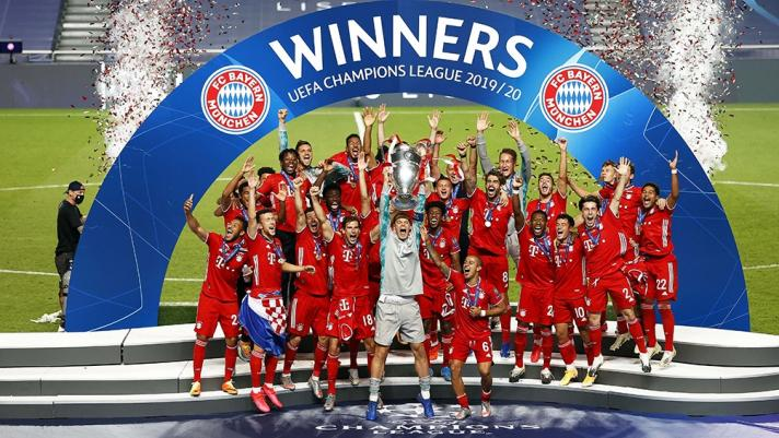 Bayern Münich campeón de la Champion League