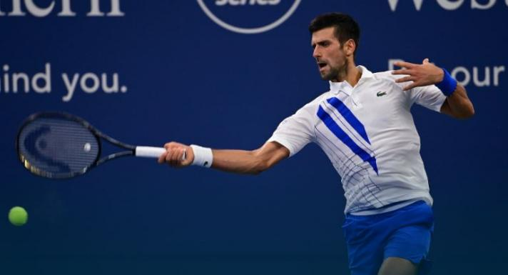 Djokovic disputará su 7ª final del Western & Southern Open
